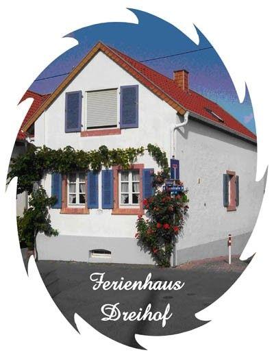 Ferienhaus Dreihof Ferienhaus Dreihof In Rhodt Unter Rietburg An Der