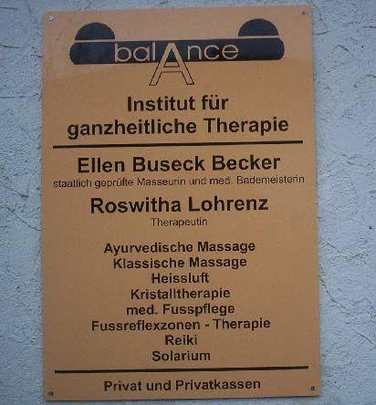 Institut für ganzheitliche Therapie