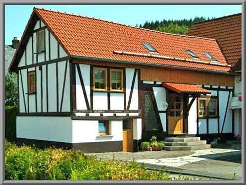 Ferienhaus Walther in Bischoffen am Aartalsee