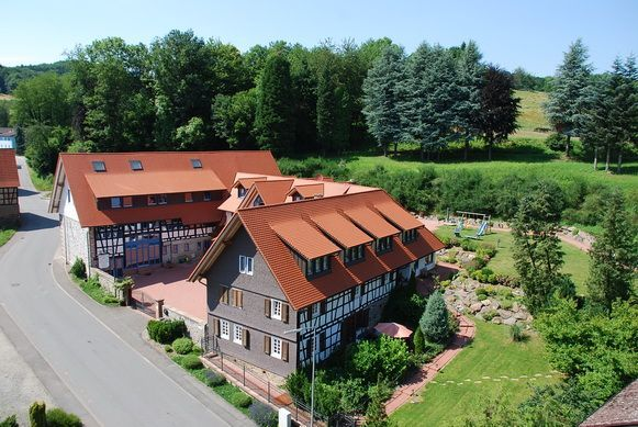 Der Glattbacher Hof im Odenwald