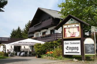 Tannenhof - Hotel- und Restaurant