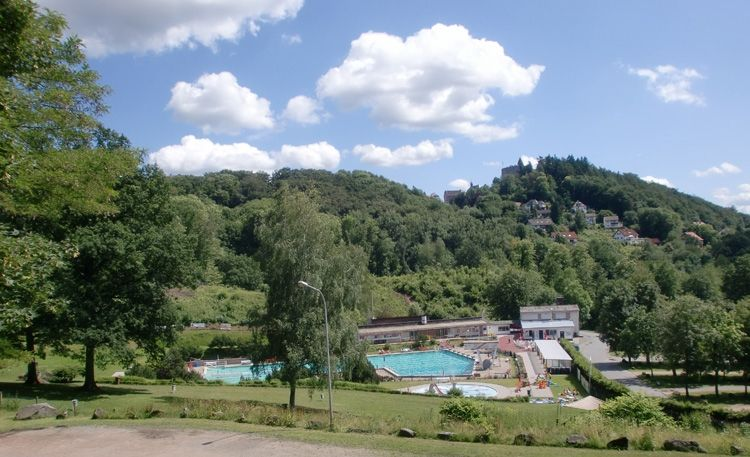 Schwimmbad in Lindenfels