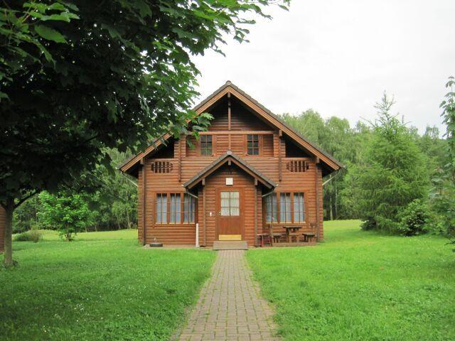Holzhaus am Silbersee EG