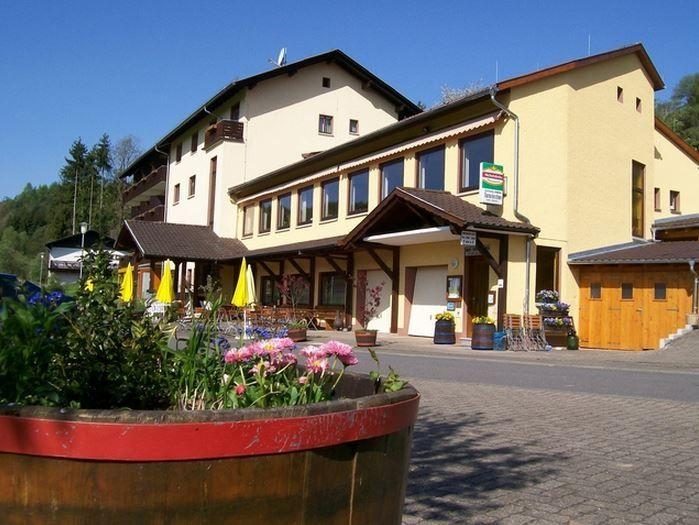Odenwald-Gasthaus und Land-gut-Hotel Dornrös'chen ***